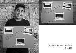 BRYAN PEREZ RONDON
