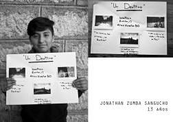 JONATHAN ZUMBA SANGUCHO